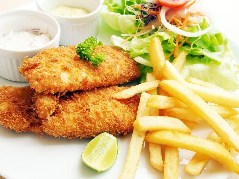 Fish and Chips Café - Southbank Location - Business for Sale Ref: 2870