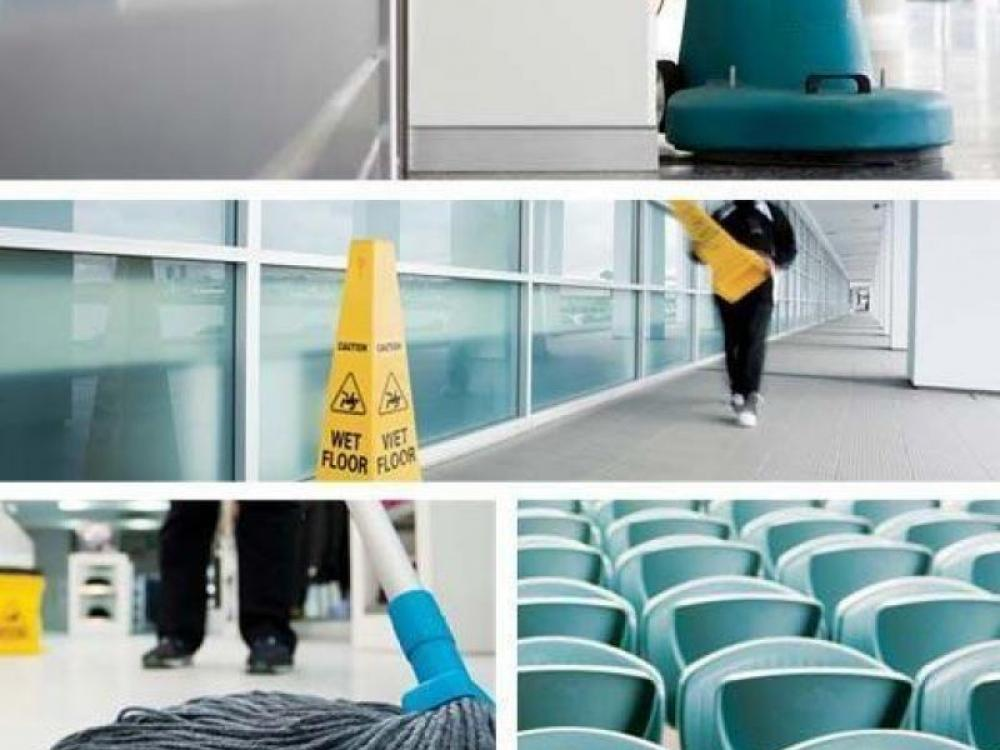 Commercial Cleaning- Repeat Business