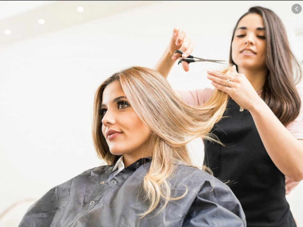 Successful Hair Salon - Brisbane North West For Sale #5167BH