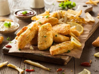6 Day Fish and Chip Shop For Sale #4047