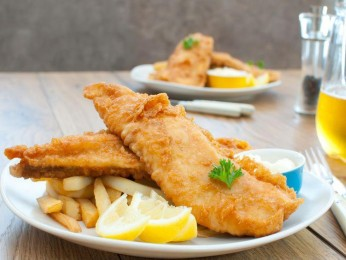 Fish And Chips Business For Sale With Burger Bar- Reduced! Business Ref# MB9188