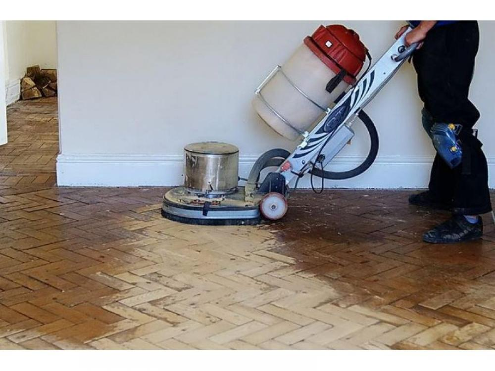PRICE REDUCTION!! Floor Sanding Business for Sale - Great Income – Ref: 2615