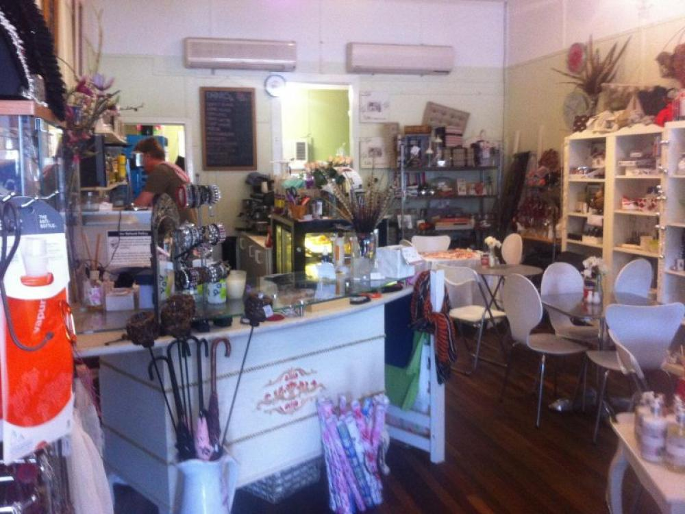Cafe, Gifts and Homewares