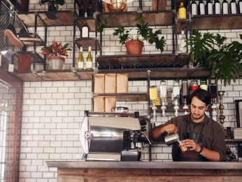 Monk and Grind Cafe Brisbane For Sale #5046FO