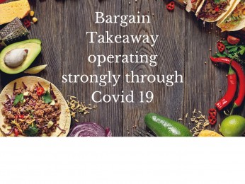 Bargain Mexican Cafe/Takeaway For Sale #5049FO