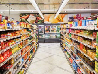 Busy IGA Supermarket $50,000 pw  - Brisbane North #3684