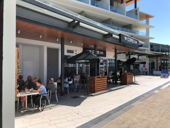 The Coffee Club – On the Esplanade Yeppoon Location Business For Sale Ref# 3612