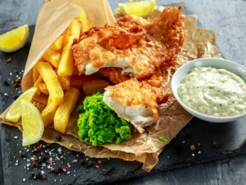 Quality Fish and Chips Shop For Sale #5137FO