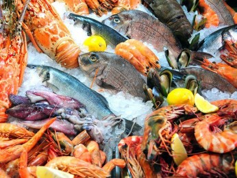 Large, Fresh Seafood Restaurant - For Sale #4096