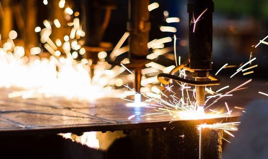 Metal Fabrication with Factory Maintenance and Public Utilities For Sale #5003IN
